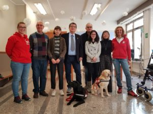 Pet Therapy Costa d'Argento